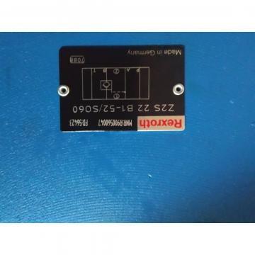 R900560047 Z2S 22 B1-5X/SO60 Rexroth Check valves, pilot operated