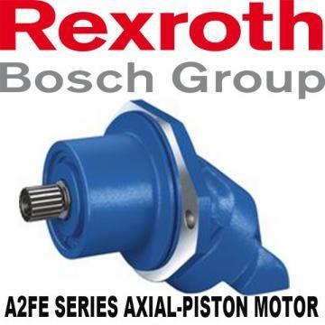 A2FE63/61W-VZL100-S R902049057 Rexroth AXIAL-PISTON MOTOR